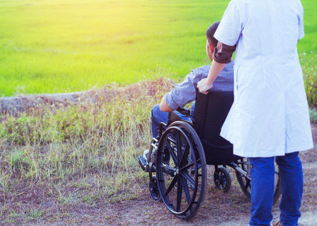 Caregiver estate plan