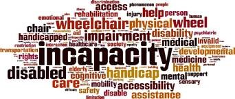 incapacity planning definitions - Hayes Law Firm