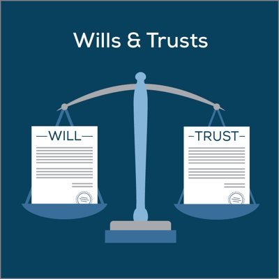 will vs trust - the hayes law firm
