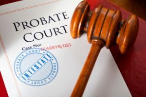Filing a Case in Probate Court