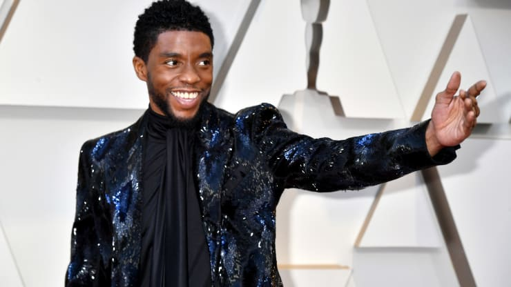 Chadwick Boseman Demonstrates the Importance of Estate Planning