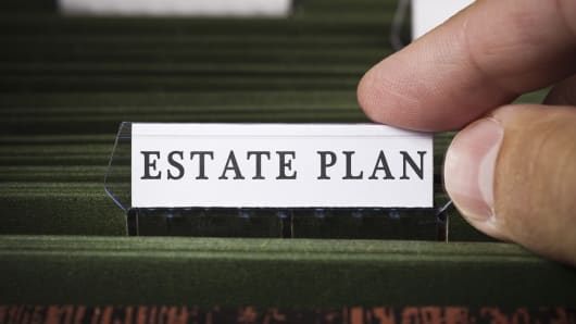 Creating an estate plan doesn't have to be scary! (Getty Images)