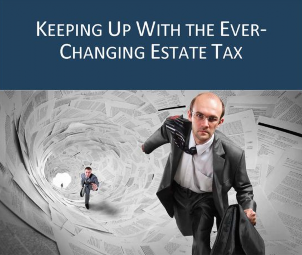 Federal Estate Tax Exemption Is Set to Expire – Are You Prepared?