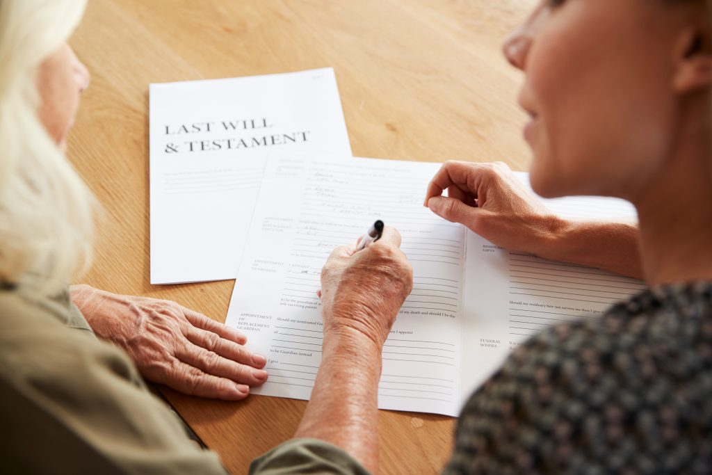 What a Will Should NOT Do